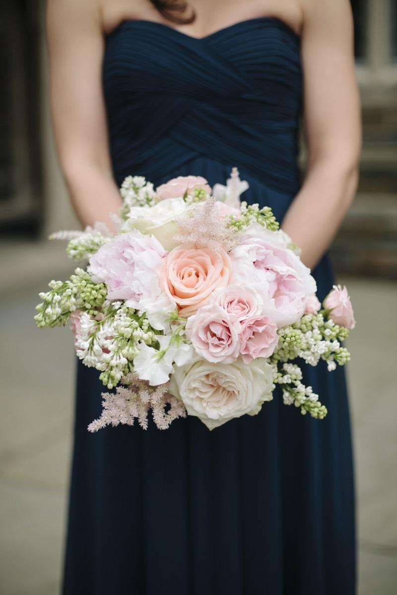 Bouquets Photos Spring Bridesmaid Bouquet Inside Weddings