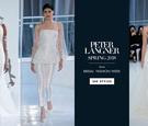 Peter Langner Spring 2018 bridal collection wedding dresses