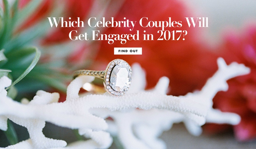 which celebrity couples will get engaged in 2017 wedding new year pop the question famous people