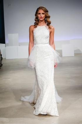 Anne Barge Mazie Blue Willow Bride Wedding Dress
