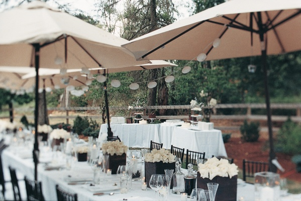 Rustic Oregon Wedding With Eclectic Reception