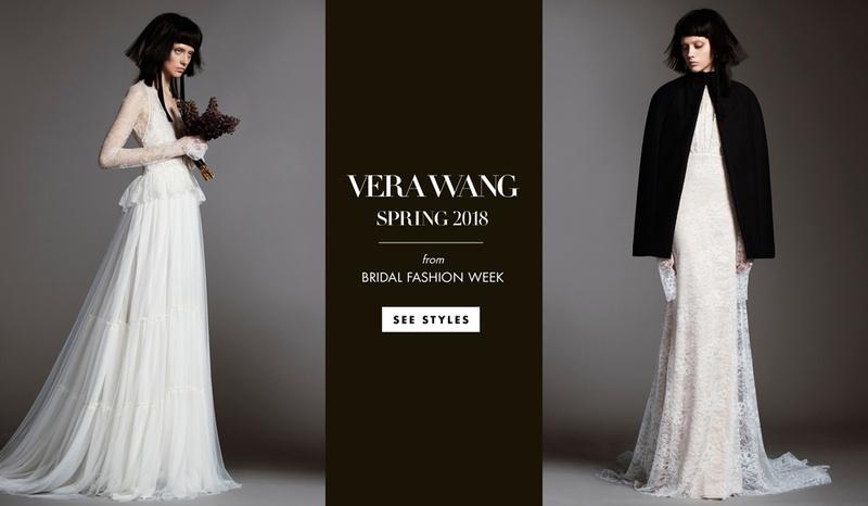 83938505916 Wedding Dresses Photos - Vera Wang Bride Spring 2018 - Inside Weddings