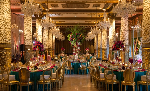 Bold And Bright Wedding Styled Shoot Inspired By Marrakesh