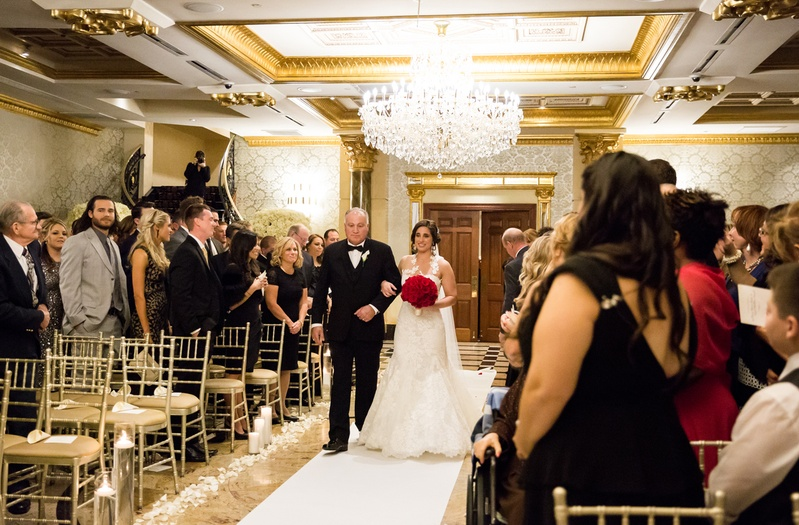 brandon crawford at joe panik's wedding, brittany pinto, bride in pronovias