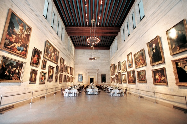 Intimate Ceremony In Hawaii And Art Museum Reception In Boston