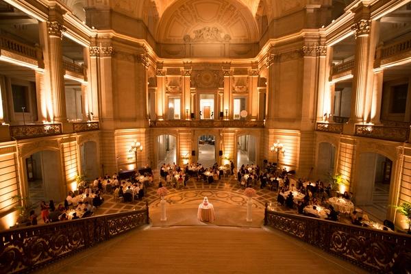Romantic City Hall Wedding With Korean Influences In San Francisco