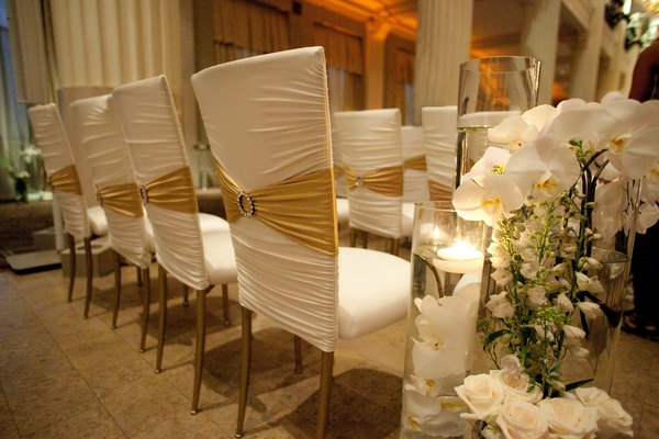 Chameleon Chair Collection ceremony seating