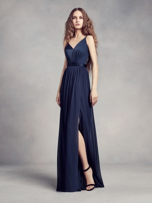 Sophisticated Bridesmaid Gowns from WHITE by Vera Wang