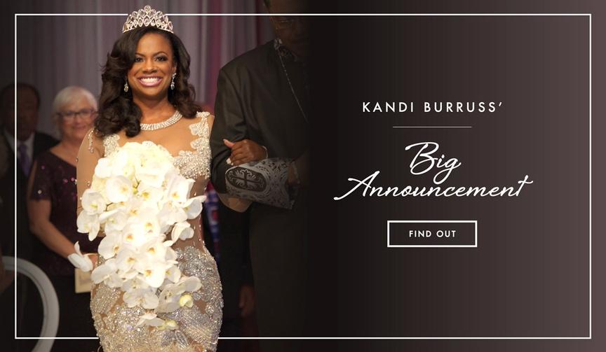 Kandi Burruss and Todd Tucker pregnancy announcement
