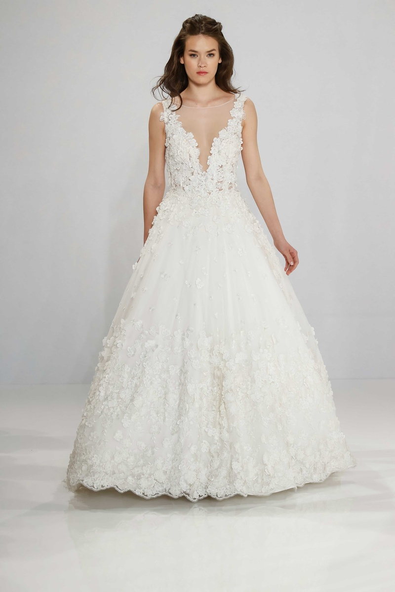 Wedding Dresses: Tony Ward for Kleinfeld Bridal Fall 2016 Collection ...