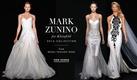 Mark Zunino for Kleinfeld 2016 black and white wedding dresses