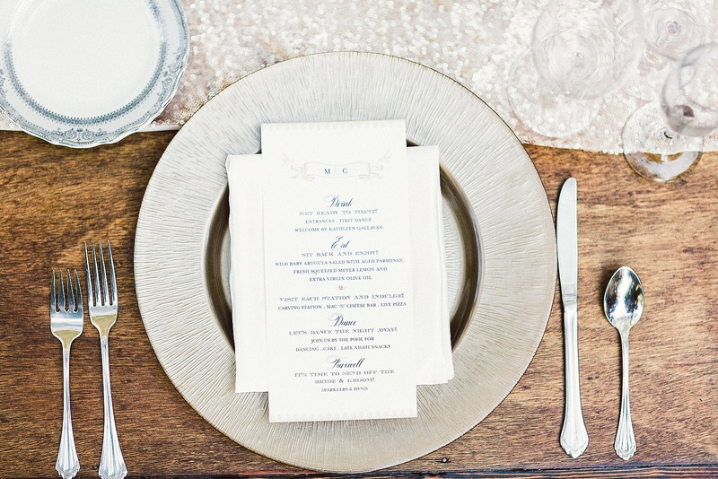Invitations Amp More Photos Place Setting With Reception