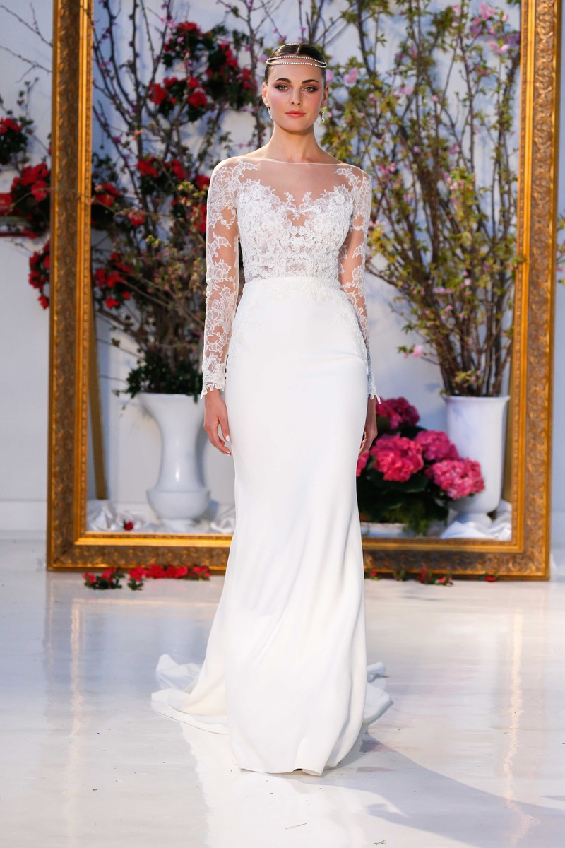 "Wedding Dresses Photos - ""Jonquil"" by Anne Barge"