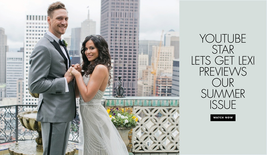 alexis cozombolidid hunter pence lets get lexi san francisco giants baseball player wedding magazine