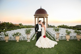Pelican Hill Wedding, Newport Coast