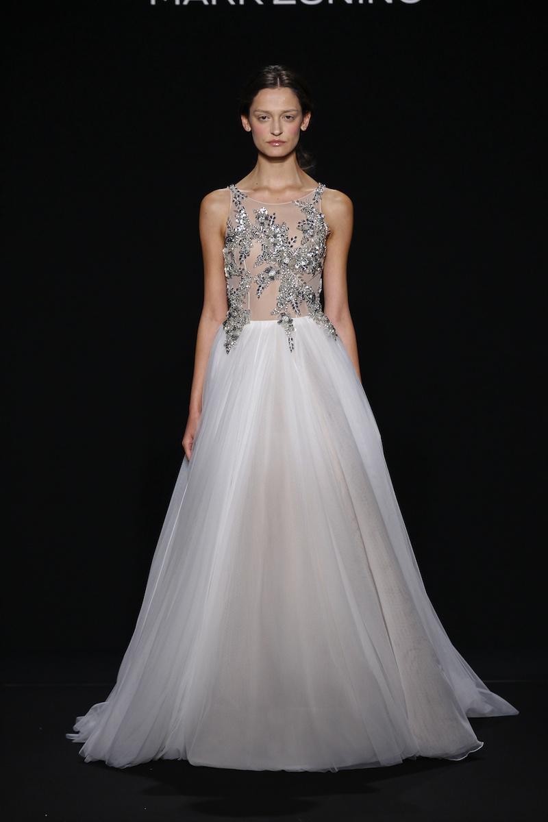 Wedding Dresses Photos - Style 161 by Mark Zunino 2016 - Inside Weddings