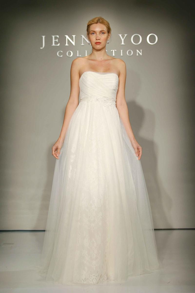 Wedding dresses photos evelyn by jenny yoo bridal 2016 for Jenny yoo wedding dresses