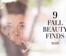 Makeup artist applies eyeliner on bride fall beauty tips