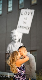 NYC High Line Engagement Sessions
