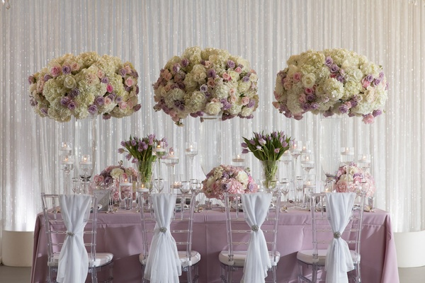 Styled Spring Wedding Shoot With Lavender Blush Amp Silver Dcor