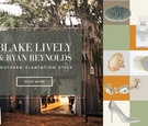 Blake Lively rustic wedding trends