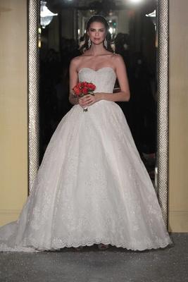 wedding dresses oleg cassini fall 2016 collection