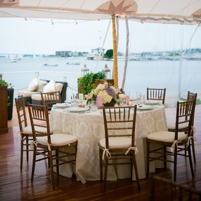 new york harbor court yacht club wedding reception in rhode island