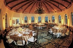 The Rotundo Room at The Bacara Resort & Spa