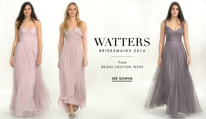 Fashion News - Bridesmaid Dresses - Inside Weddings