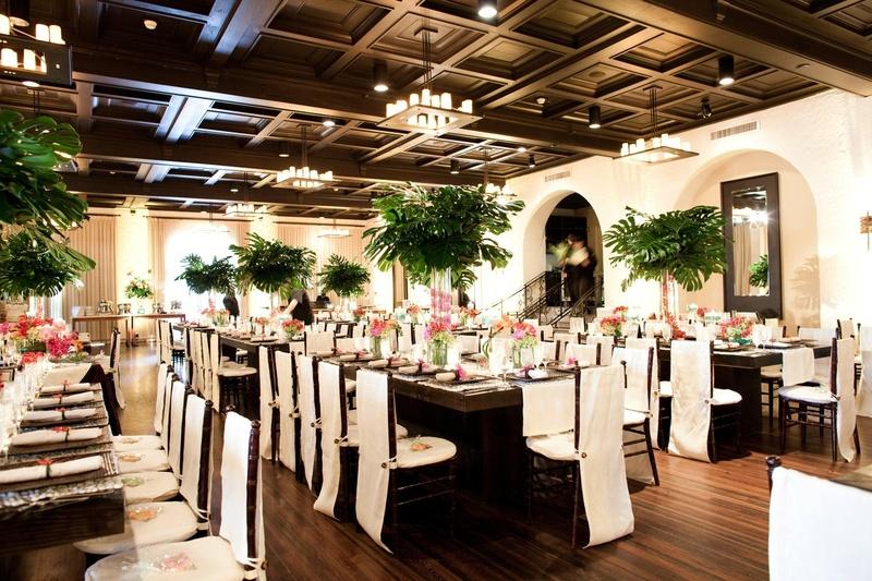 Reception Dcor Photos Tropical Wedding Ballroom Inside Weddings
