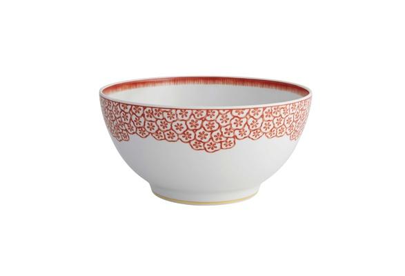 Coralina by Oscar de la Renta for Vista Alegre salad bowl
