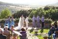 destination wedding in tuscany, outdoor wedding italian hills