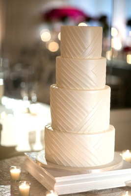 4 tier wedding cake recipe seaside ceremony reception with bright details in 10403