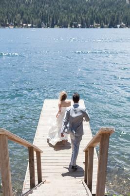 Morning after romantics session at Lake Tahoe NV