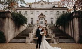 Los Angeles Dodgers MLB baseball pitcher alex wood and suzanna villarreal wedding venue Atlanta GA