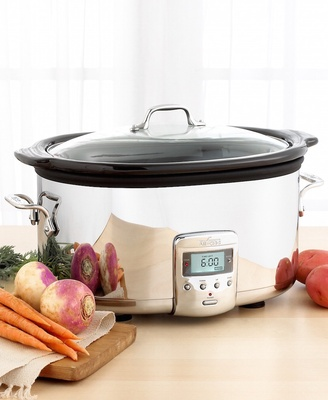 Modern slow cooker wedding registry ideas