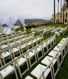 The Ritz-Carlton, Laguna Niguel hilltop wedding
