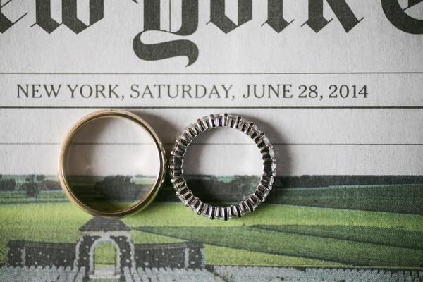 Romantic Garden Inspired Summer Wedding in New York City Inside