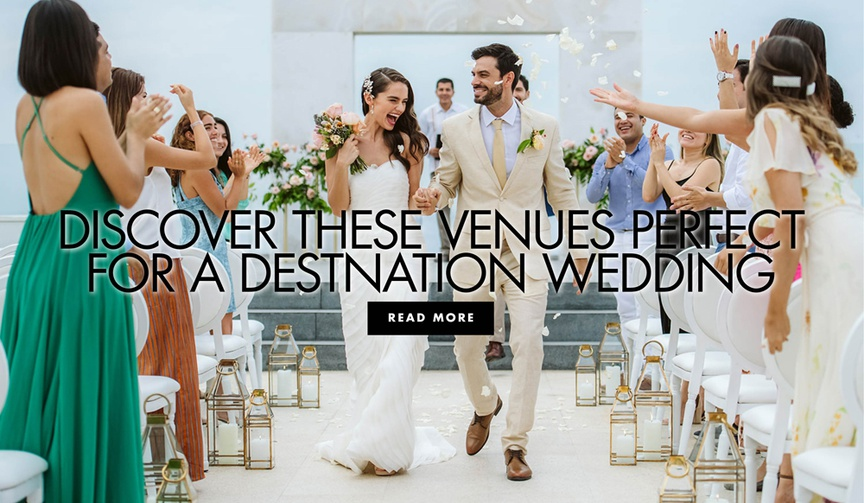 discover these venues perfect for a destination wedding le blanc spa resort weddings