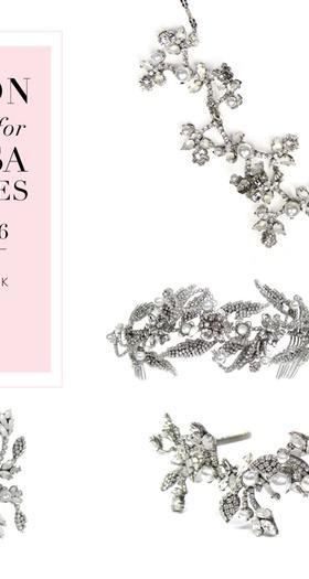 Erickson Beamon for Marchesa Jewelry & Hair Accessories