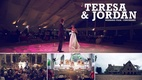 Teresa and Jordan's wedding video.