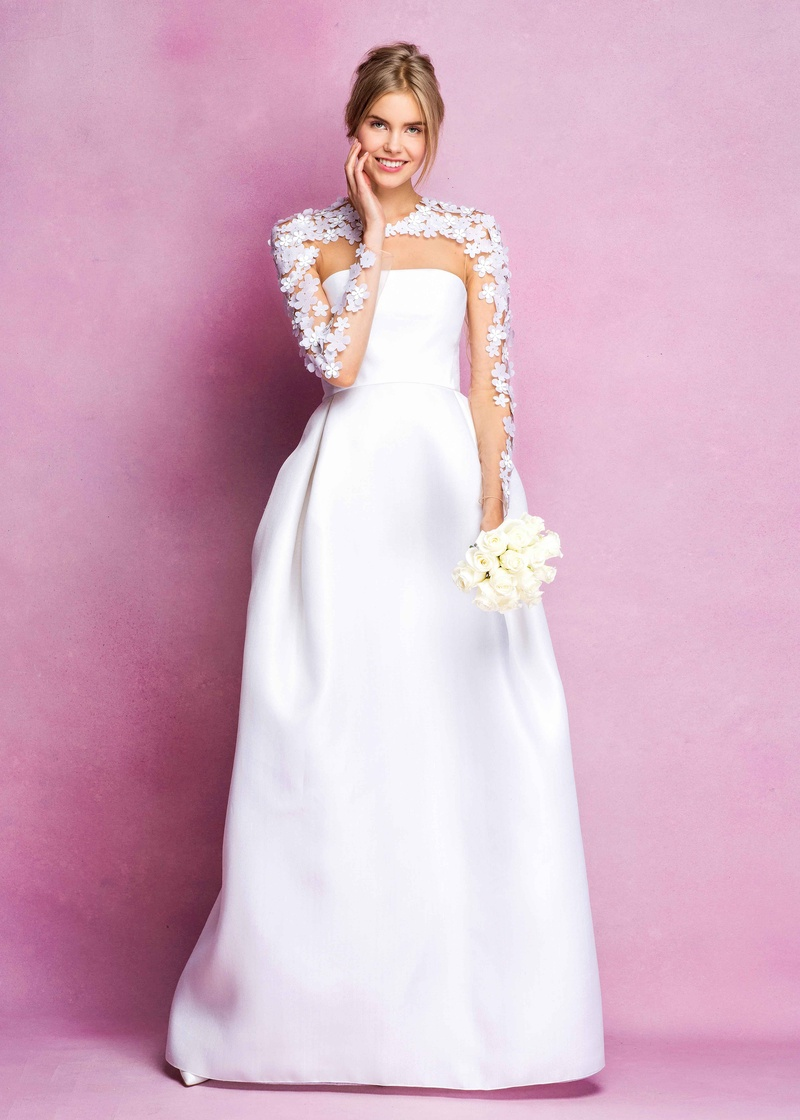 Wedding Dresses Photos - Ball Gown by Angel Sanchez Fall 2016 ...