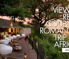 view a real couple's romantic trip honeymoon to mozambique and south africa
