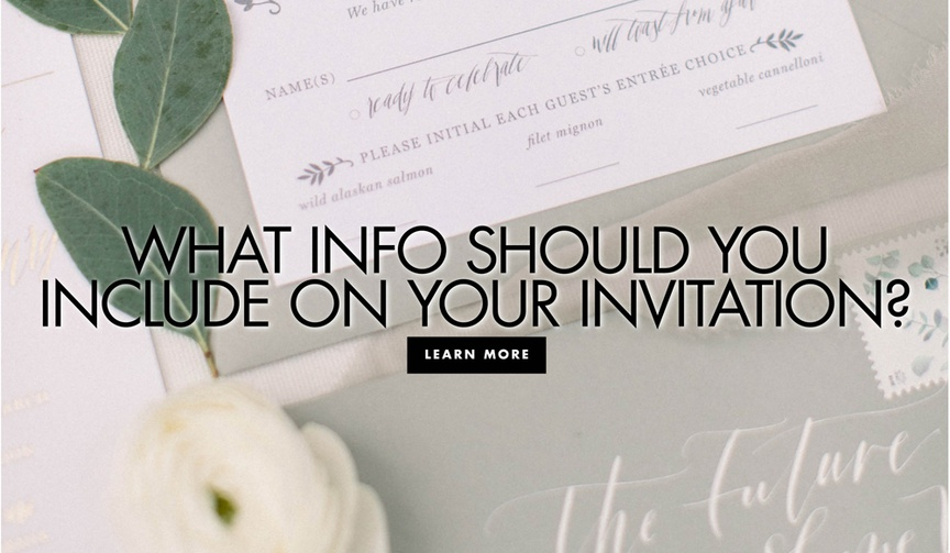 greenish grey envelope with white calligraphy for wedding invitation