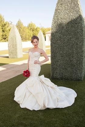 Ines De Santo Gown, Pelican Hill