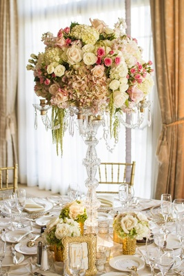 Elegant California Wedding With Sophisticated D 233 Cor