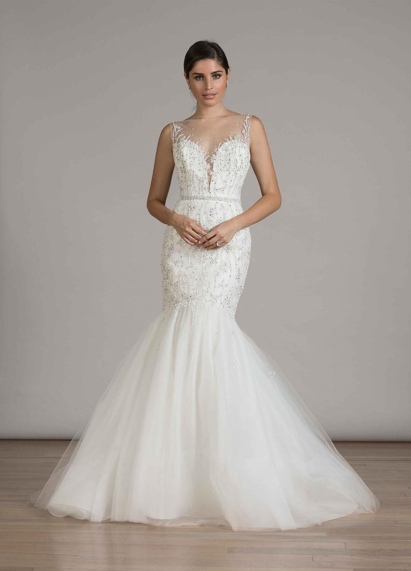 Wedding Dresses Photos - Style 6837 by Liancarlo - Inside Weddings