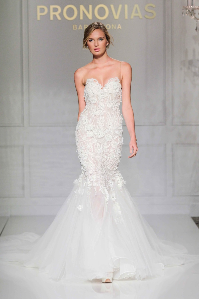 Wedding Dresses Pronovias 2016 Bridal Collection Inside