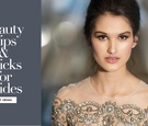 Beauty tips and tricks for brides beauty hacks for your wedding day