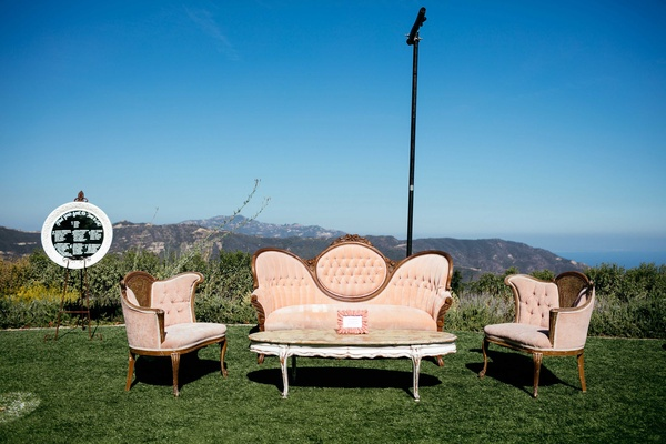 armchairs, seating arrangements, blush chairs, seating, lounge area,